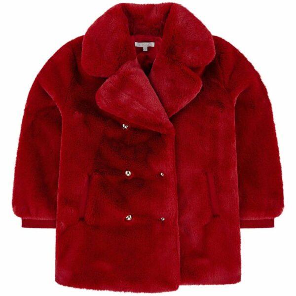 Manteau Dark Red
