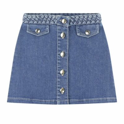 Jupe Skirt en jean